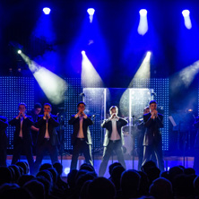 The 12 Tenors - Best Of am 2. March 2019 @ Ottersbachhalle.