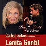Die Nacht des Fado - Carlos Leitao Ensemble feat. Lenita Gentil