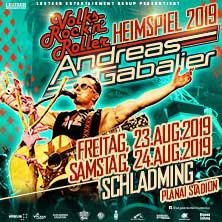 Andreas Gabalier Heimspiel - Hohenhaus Tenne Card am 23. August 2019 @ Hohenhaus Tenne.