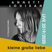 Annett Louisan - Kleine große Liebe am 3. April 2020 @ Brucknerhaus.