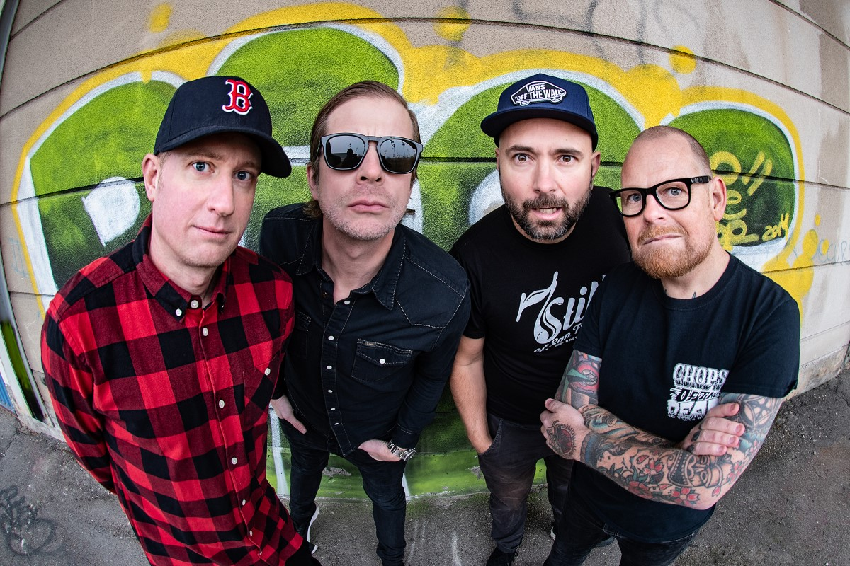 Millencolin am 28. January 2020 @ Arena Wien.