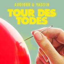 Audio88 & Yassin - Tour des Todes 2020 am 3. December 2020 @ Grelle Forelle.