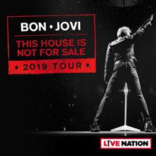 Bon Jovi am 17. July 2019 @ Ernst Happel Stadion.