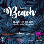 Born to Beach - Beach Card Samstag
