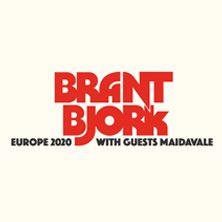 Brant Bjork + special guest MaidaVale am 25. April 2020 @ Arena Wien.