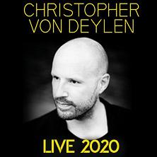 Christopher von Deylen - Piano und Elektronik am 3. November 2020 @ Dom im Berg.