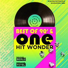 Crystal Club - Best of 90s & One Hit Wonder am 31. January 2020 @ Rothschildschloss.