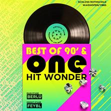 Crystal Club - Best of 90s & One Hit Wonder am 31. January 2020 @ Rothschildschloss.