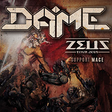 Dame - Zusatzshow am 15. February 2020 @ Salzburg Rockhouse.
