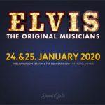 Dennis Jale & Original Elvis Musicians - The Concert Show