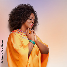 Dianne Reeves & Band am 2. May 2019 @ Glenthof.