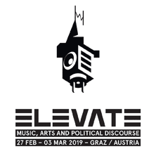 Elevate 2019 am 27. February 2019 @ Orpheum Graz.