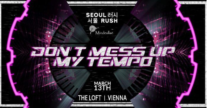 K-POP NIGHT VIENNA am 13. March 2020 @ The Loft - Cafe.