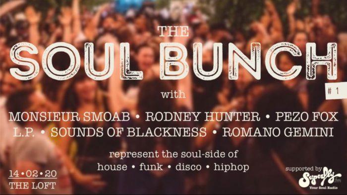 Soul Bunch- The Loft am 14. February 2020 @ The Loft.
