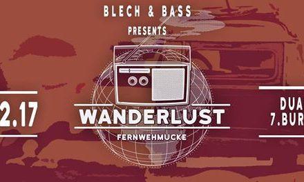 Wanderlust - Fernwehmucke # 3