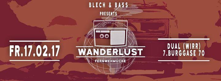 Wanderlust - Fernwehmucke # 3 am 17. August 2023 @ Dual.