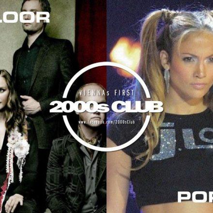 2000s Club mit LORBEEREN DJ-Set!