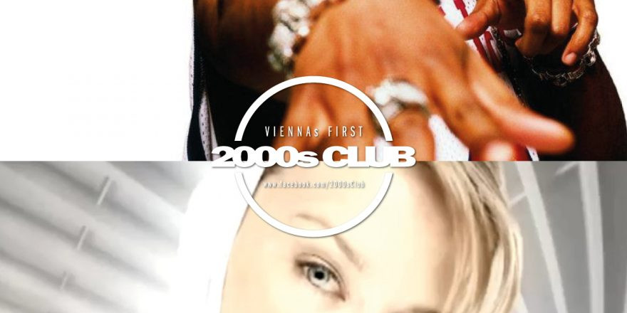2000s Club mit HIPHOP.floor by The Brofessionals