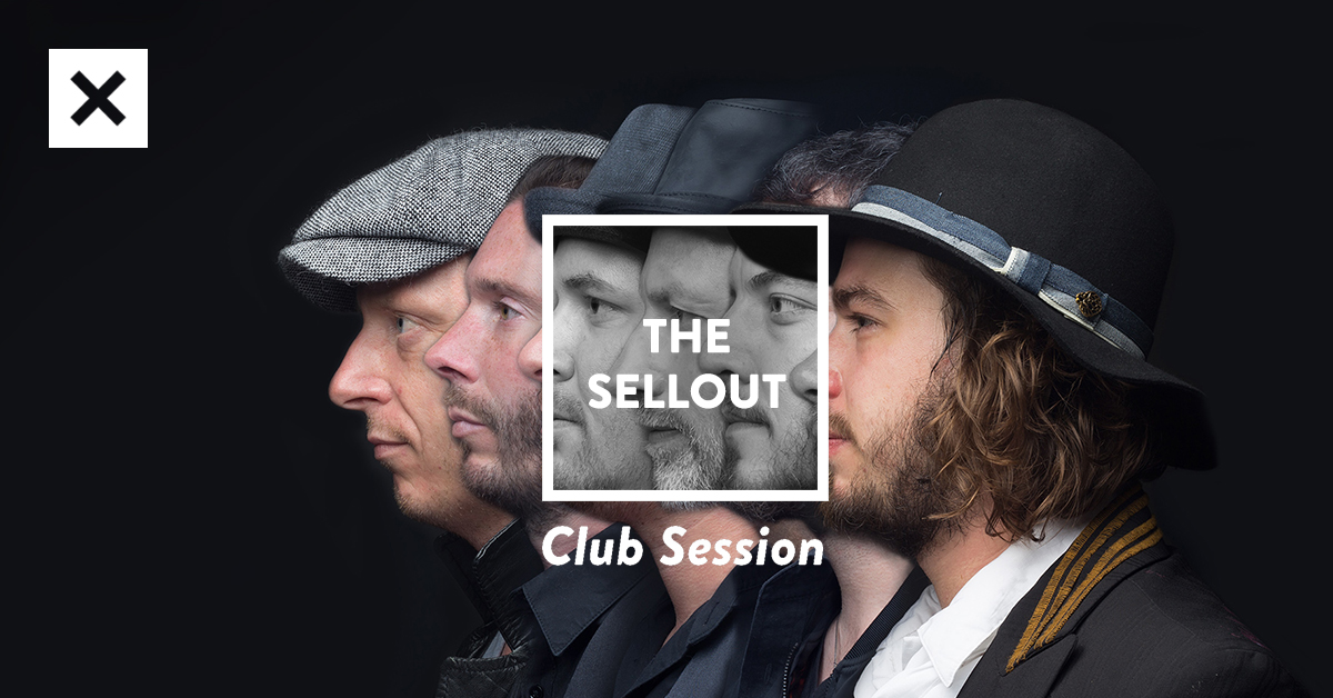 The Sellout am 6. August 2020 @ Rockhouse Salzburg.