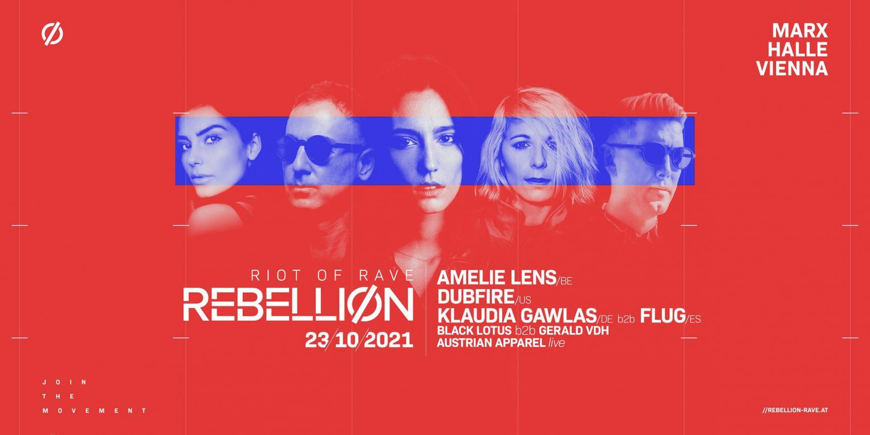 Rebelliøn - Riot of Rave