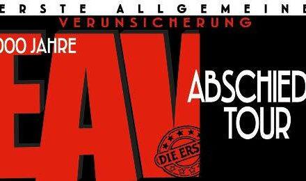 EAV - Abschiedstournee 2019