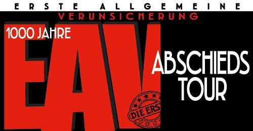 EAV - Abschiedstournee 2019 am 6. May 2019 @ Stadthalle Graz.