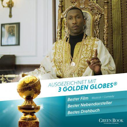 Volume & Heute Filmpremiere: Green Book