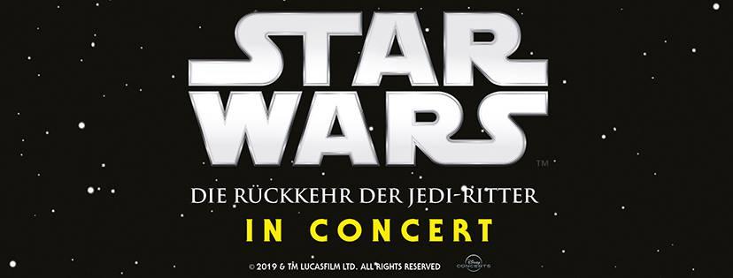Star Wars in Concert am 18. April 2020 @ Wiener Stadthalle - Halle D.