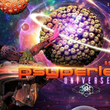 Psyperience - Universe Trip w/ Oxidaksi & MiloWatt
