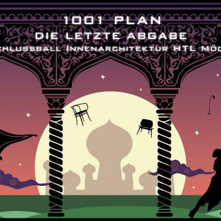 1001 Plan - die letzte Abgabe