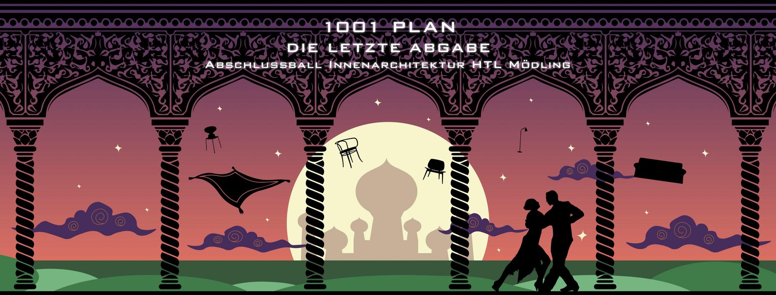 1001 Plan - die letzte Abgabe am 29. February 2020 @ Sparkassensaal Wiener Neustadt.