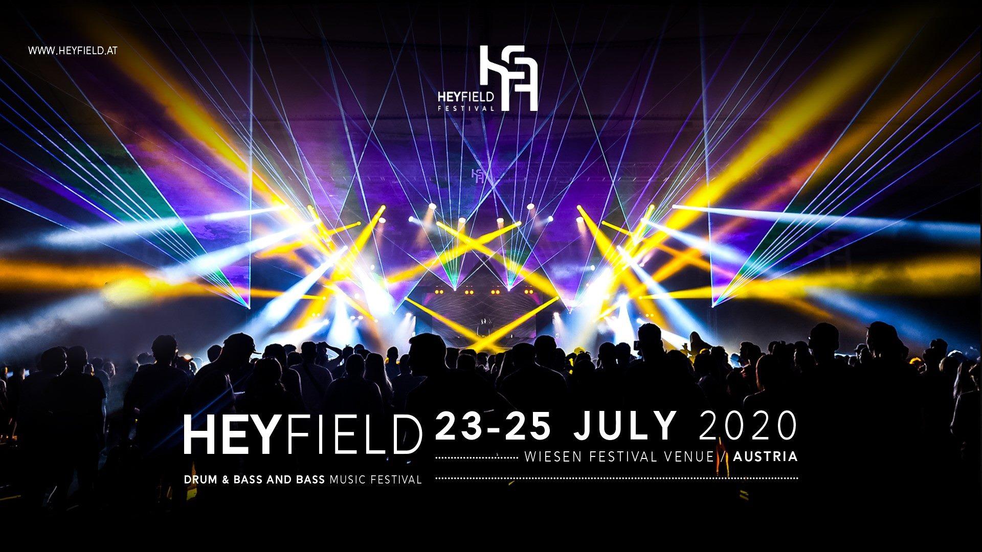 HEYField Festival 2020 am 23. July 2020 @ Festivalgelände Wiesen.
