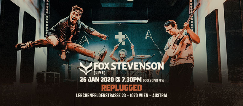 Fox Stevenson am 26. January 2020 @ Replugged.