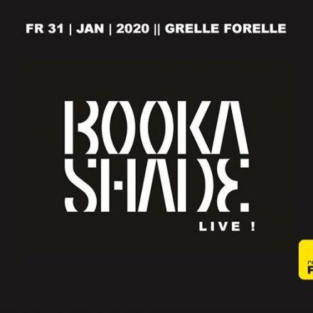 FM4 pres. Booka Shade Live + Makossa