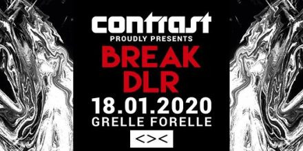 CONTRAST presents BREAK & DLR (Symmetry Label Night) | 18+