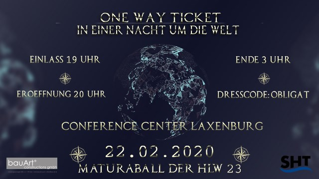 Schulball 2020 Sta Christiana Rodaun am 22. February 2020 @ Conference Center Laxenburg.