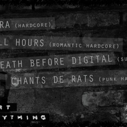 Distort Everything Vol.1
