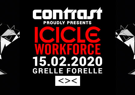 CONTRAST presents Icicle & Workforce