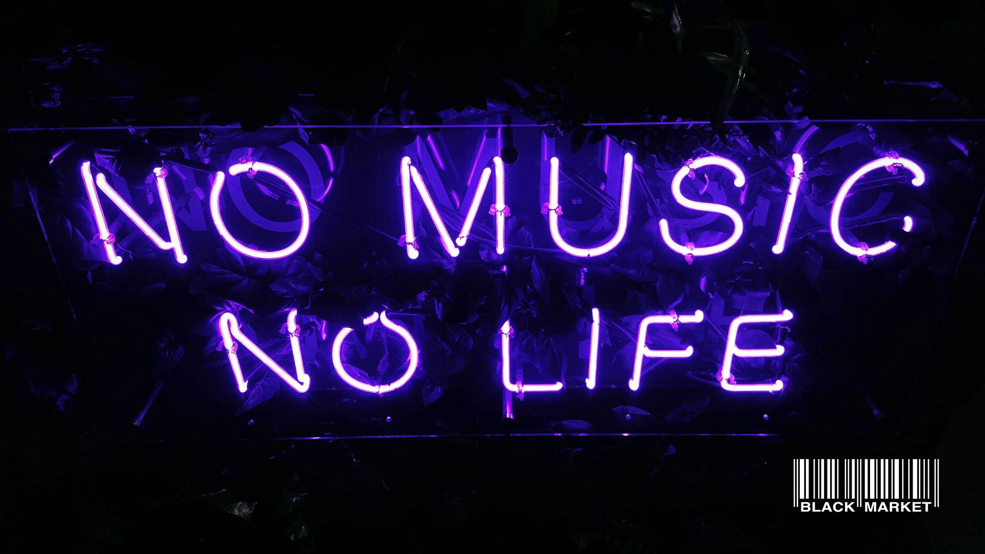 No Music. No Life. (Afterhour) am 12. January 2020 @ Black Market.