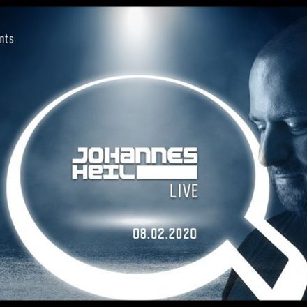 CirQ feat. Johannes Heil Live