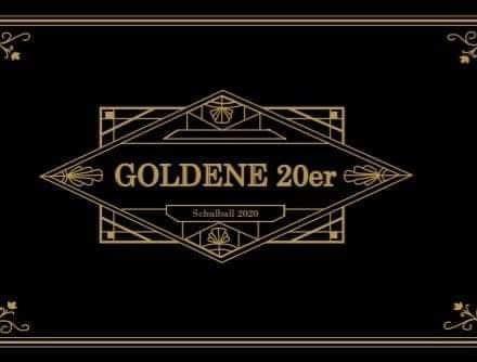 BRG1 Schulball 2020 - Goldene 20er