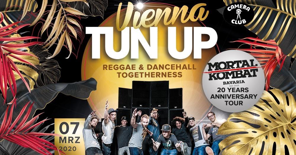 Vienna TUN UP presents Mortal Kombat am 7. March 2020 @ Camera Club.