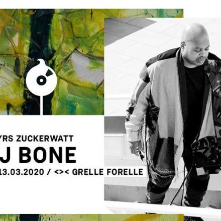 12 YRS ZUCKERWATT w/ DJ BONE