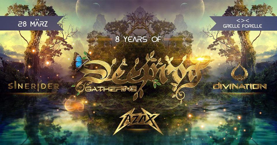 Deeprog - 8 Years Celebration am 28. March 2020 @ Grelle Forelle.