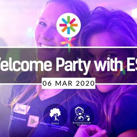 Neon Welcome Party with ESN