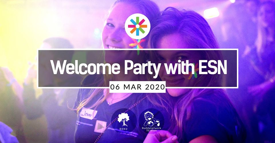 Neon Welcome Party with ESN am 6. March 2020 @ The Loft.