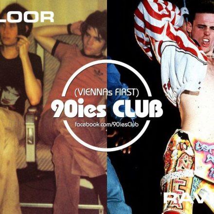 90ies Club: März mit Herz