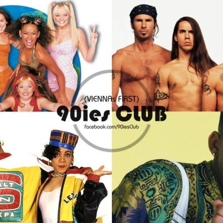 90ies Club: Ice Ice Baby!