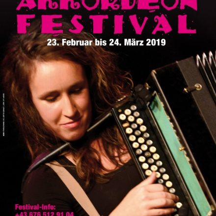Akkordeon Festival: 19th Guinness Celtic Spring