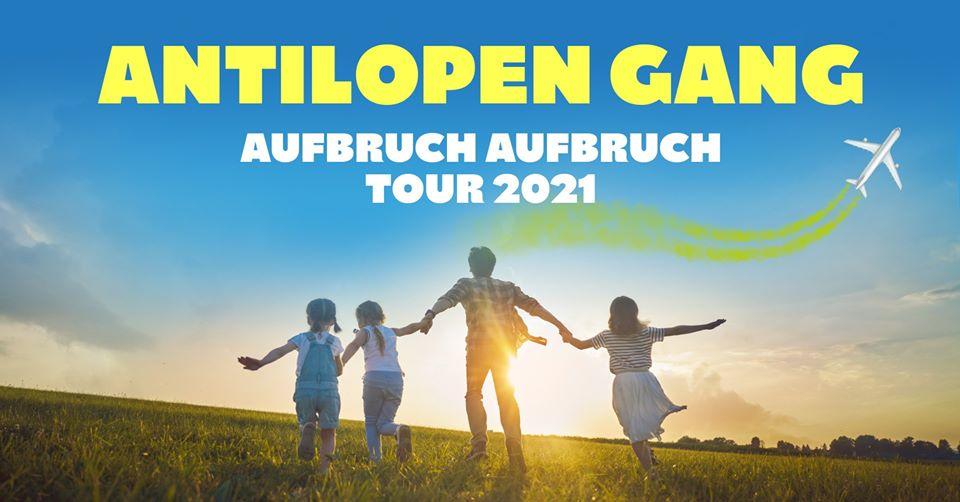 Antilopen Gang am 5. March 2021 @ PPC - Halle.